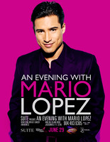 An evening with Mario Lopez - Suite Night Club 2012 06 29