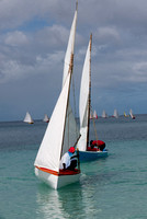 Grenada work boats - sailing contest
